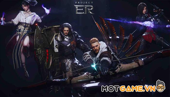 Project ER – Lộ diện siêu phẩm nhập vai 3D đến từ Nexon!
