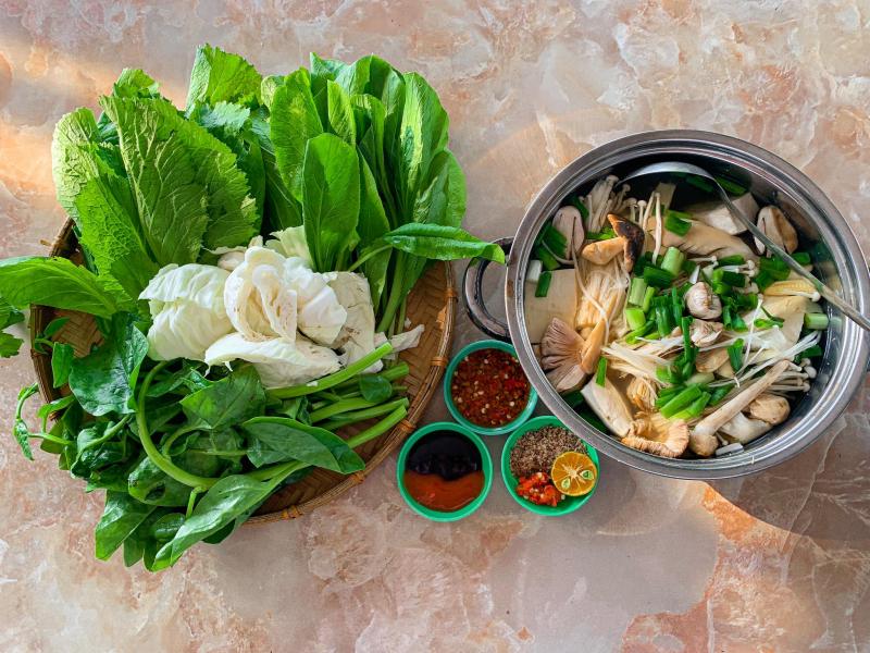 Top 5 Quán chay ngon nhất tại An Giang