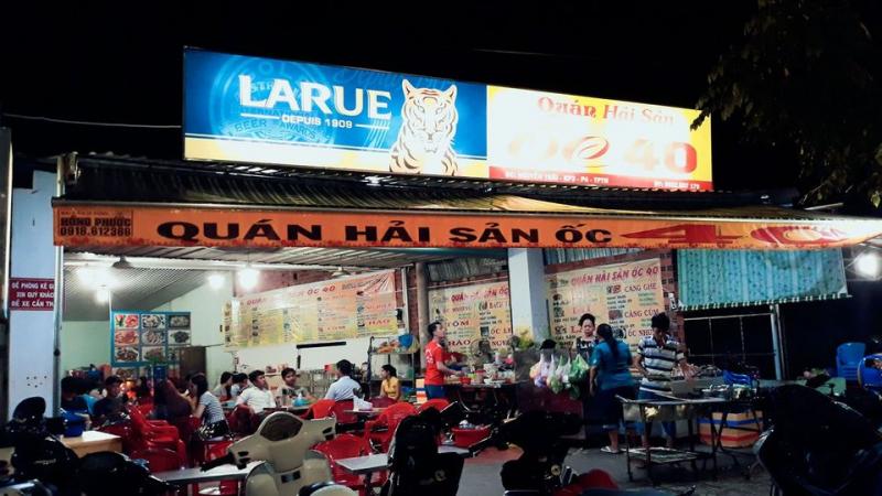 Top 4 Quán ốc ngon nhất tại Thành phố Tây Ninh