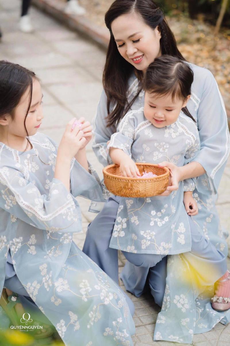 Top 5 Shop bán áo dài trẻ em đẹp nhất Hà Nội