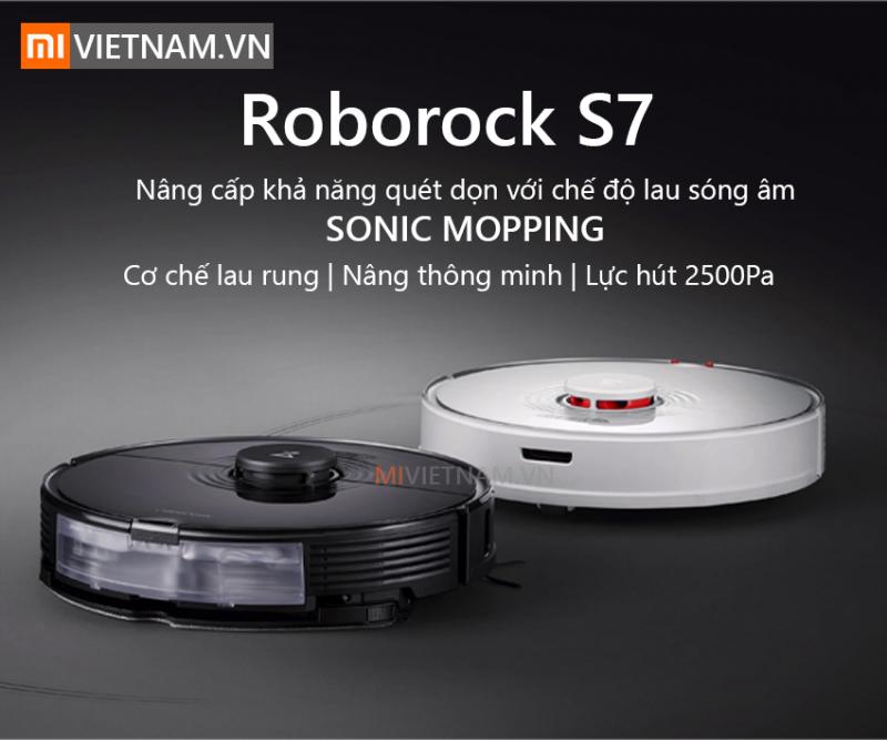Top 7 Sản phẩm Robot hút bụi của Xiaomi tốt nhất trên thị trường hiện nay