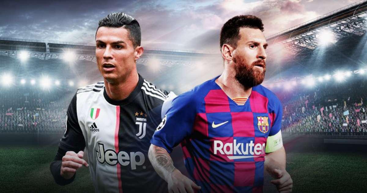 Ronaldo và Messi, ai mới là số một trong game?