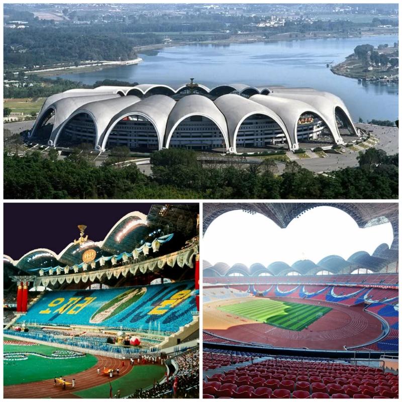 Top 10 Sân vận động có sức chứa lớn nhất Thế giới