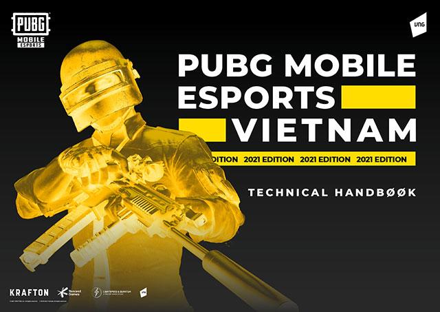 PUBG Mobile giới thiệu Sách Kỹ Thuật Esports đầu tiên tại Việt Nam