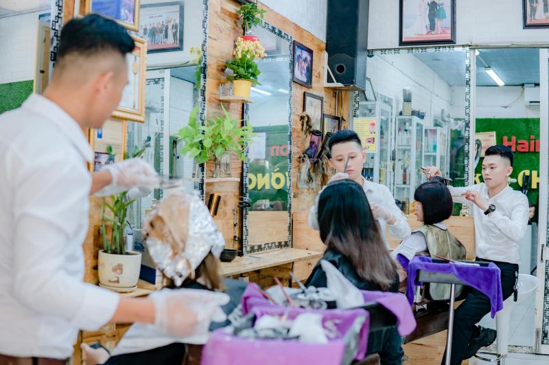 Top 9 Salon làm tóc đẹp và chất lượng nhất Tam Kỳ, Quảng Nam