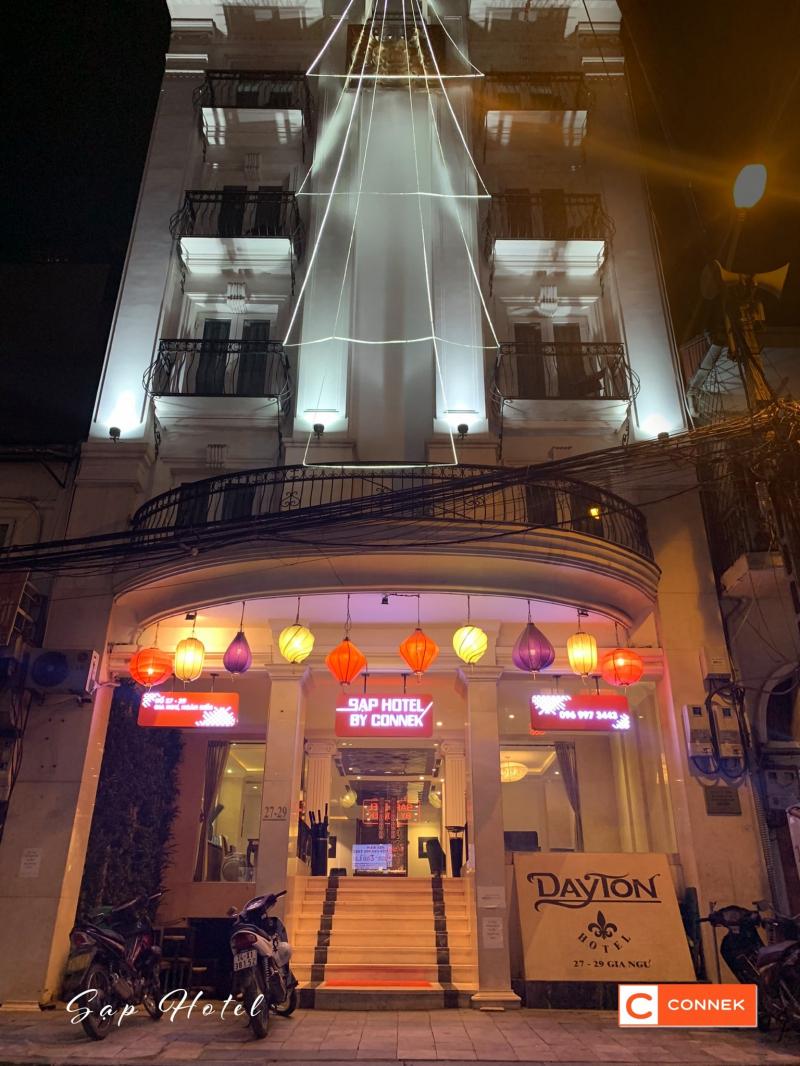 Top 6 Khách sạn đẹp nhất tại Hàng Bạc, Hà Nội