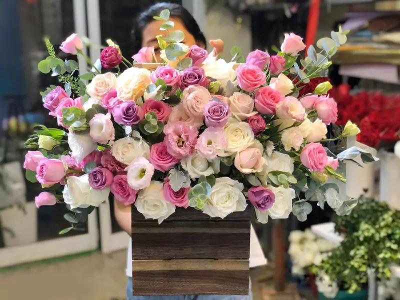 Top 6 Shop hoa tươi đẹp và chất lượng nhất tỉnh Điện Biên