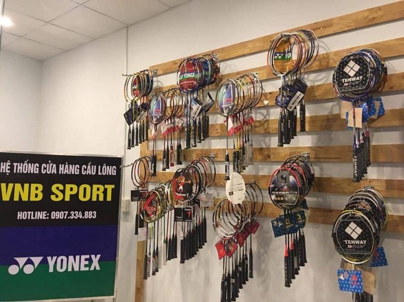 Top 9 Địa chỉ bán vợt cầu lông uy tín, chính hãng nhất tại Tp HCM