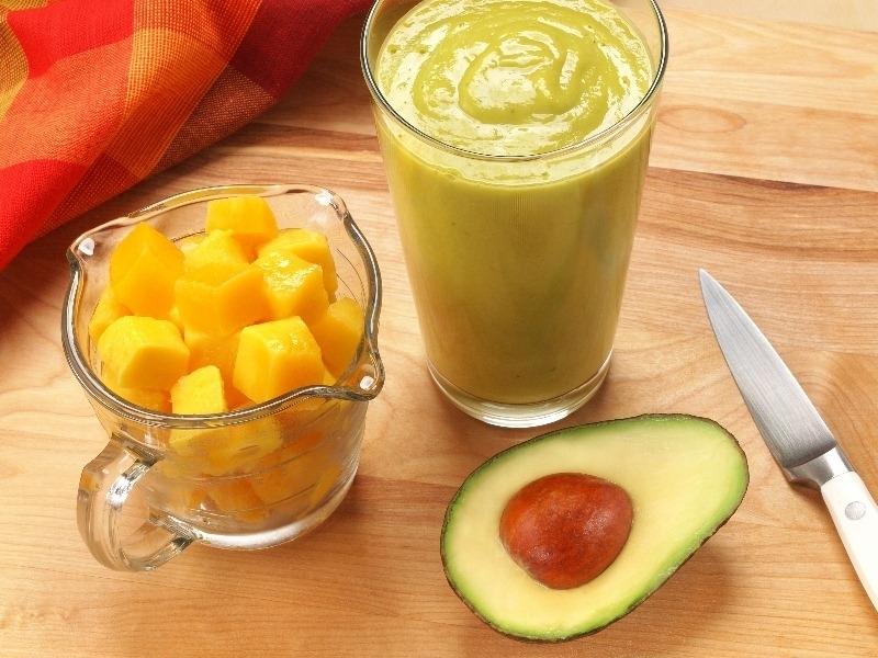 Top 12 Loại sinh tố trái cây giúp giảm mỡ bụng cấp tốc