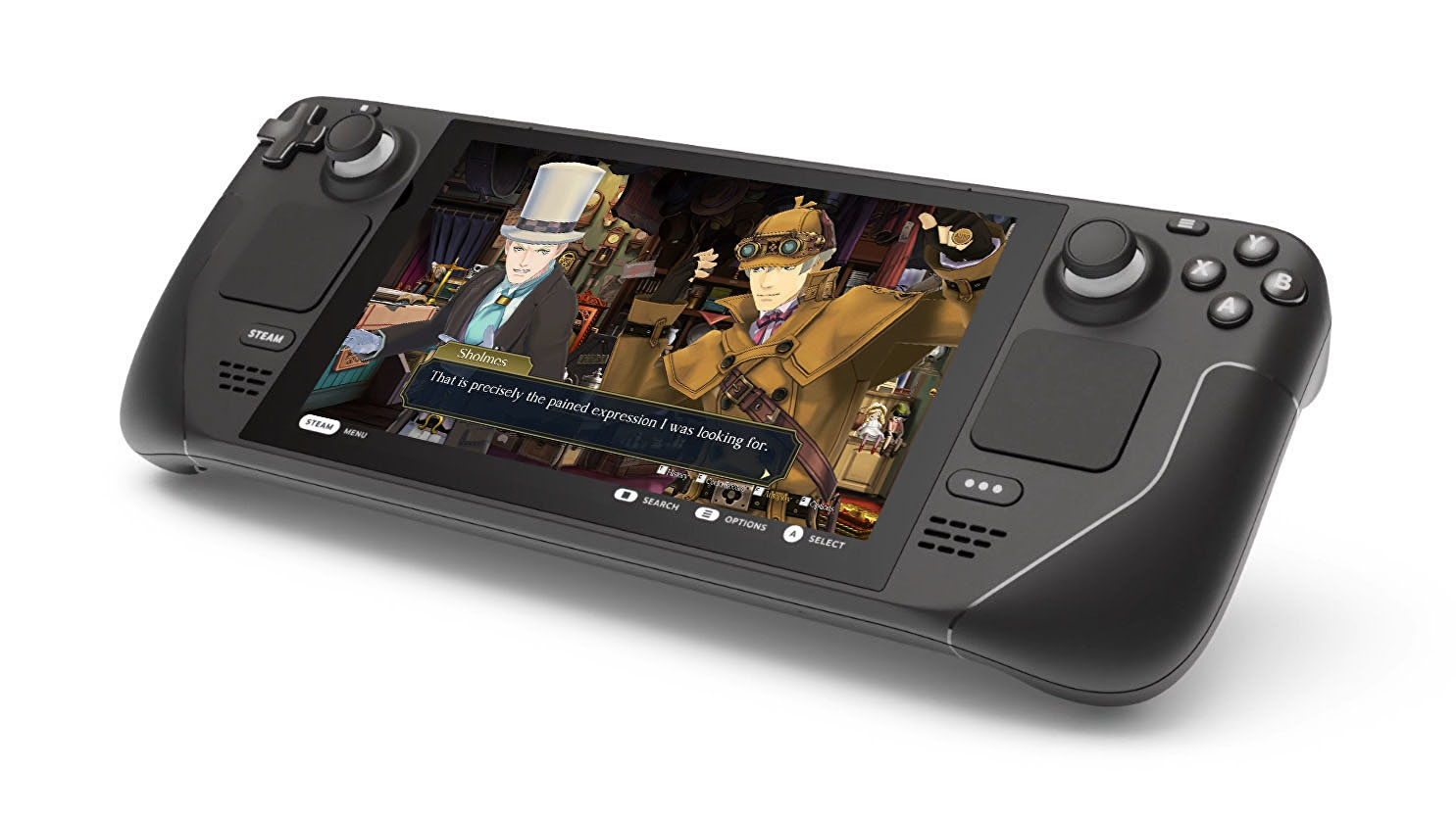 Valve công bố video giới thiệu máy chơi game cầm tay Steam Deck