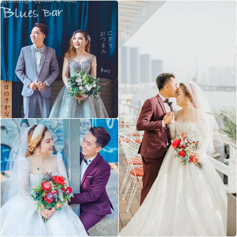 Top 7 Studio chụp ảnh cưới đẹp nhất huyện Bình Chánh, TP. HCM
