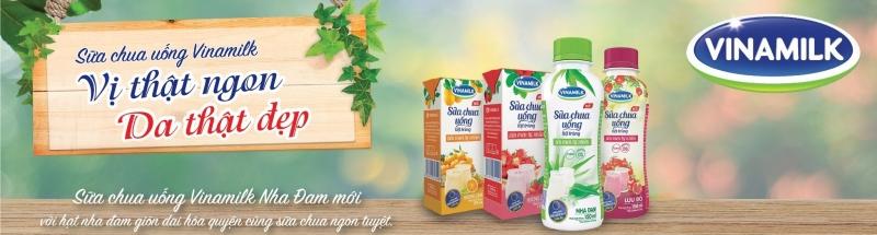 Top 12 Thương hiệu sữa chua uống nổi tiếng, chất lượng được ưa chuộng nhất tại Việt Nam
