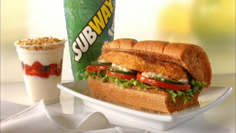 Top 10 Thương hiệu đồ ăn nhanh nổi tiếng nhất Thế Giới