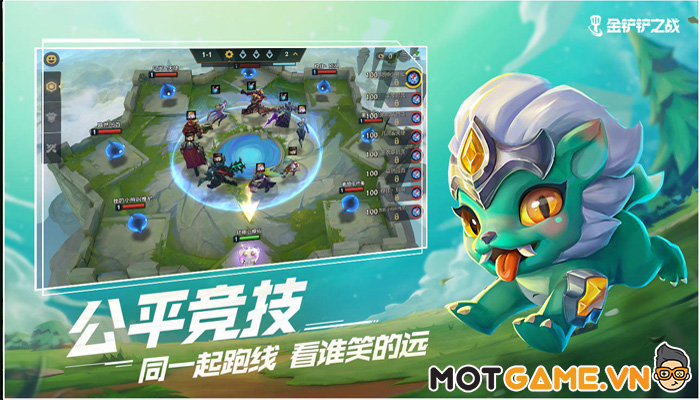 The Battle of Golden Shovel – TFT Mobile phiên bản thứ hai chính thức ra mắt