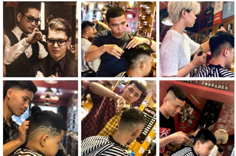 Top 6 Tiệm cắt tóc nam đẹp và chất lượng nhất Long Khánh, Đồng Nai