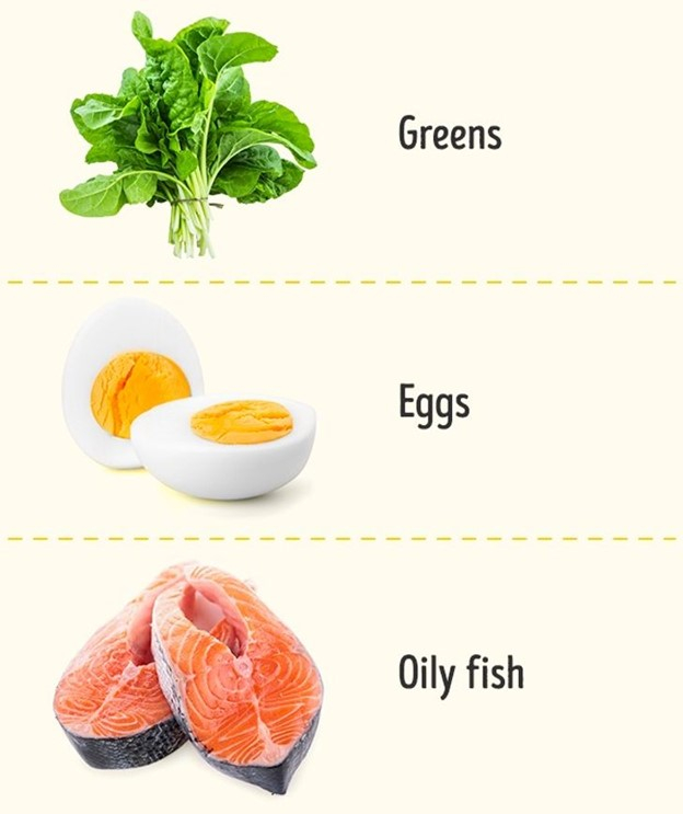 Top 5 Nhóm thực phẩm phổ biến giúp bạn đánh tan cơn mệt mỏi, uể oải