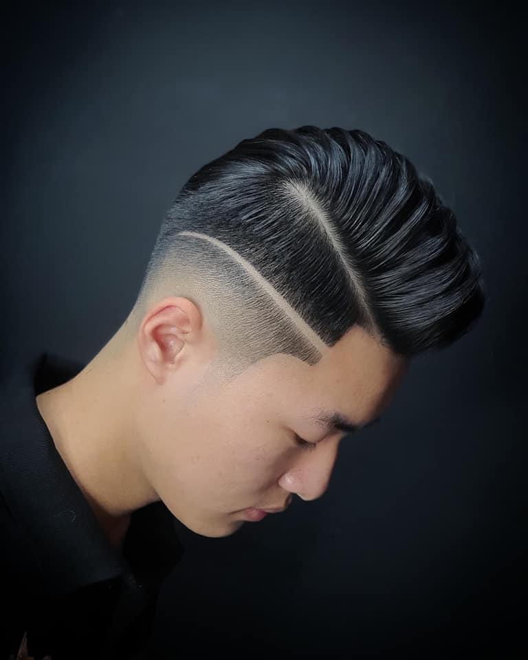 Top 5 Tiệm cắt tóc nam đẹp và chất lượng nhất TP. Đồng Hới, Quảng Bình