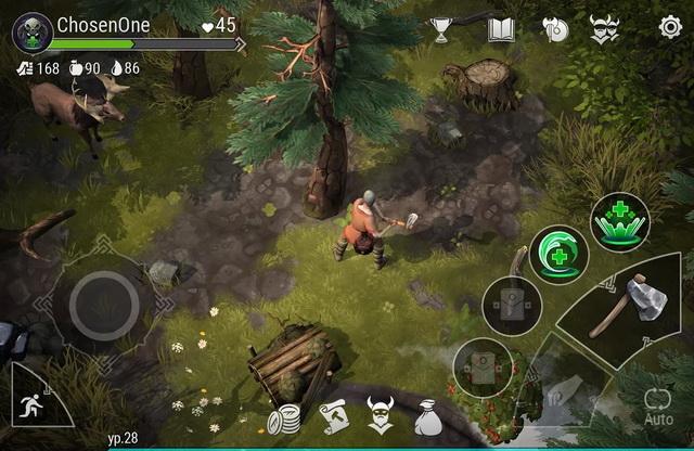 Top game thế giới mở hay nhất trên mobile
