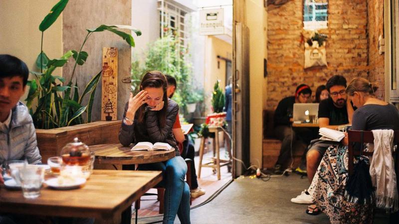 Top 8 Quán cà phê yên tĩnh nhất tại Hà Nội