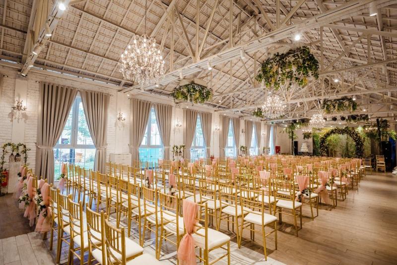 Top 10 Công ty tổ chức sự kiện đám cưới tốt nhất tại Hà Nội