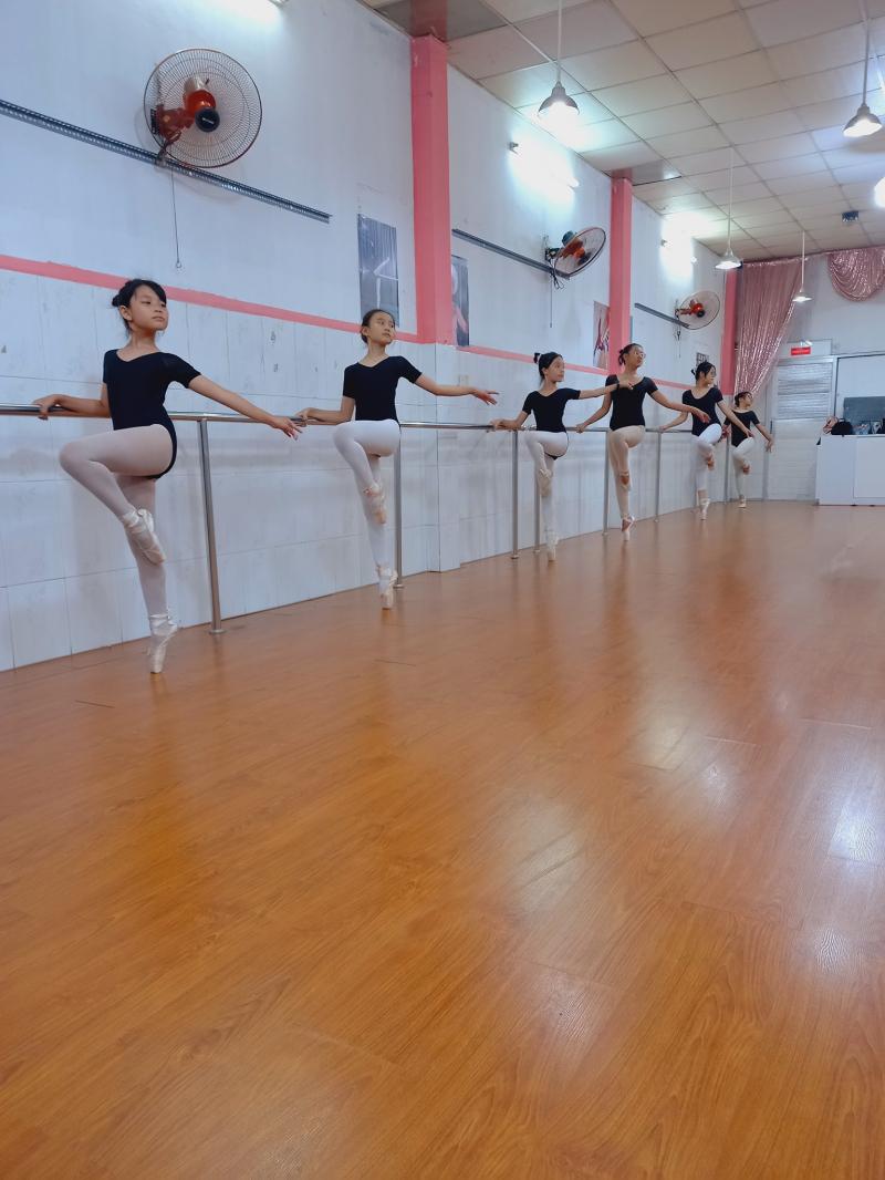 Top 10 Trung tâm dạy múa ba lê tốt nhất tại Tp HCM