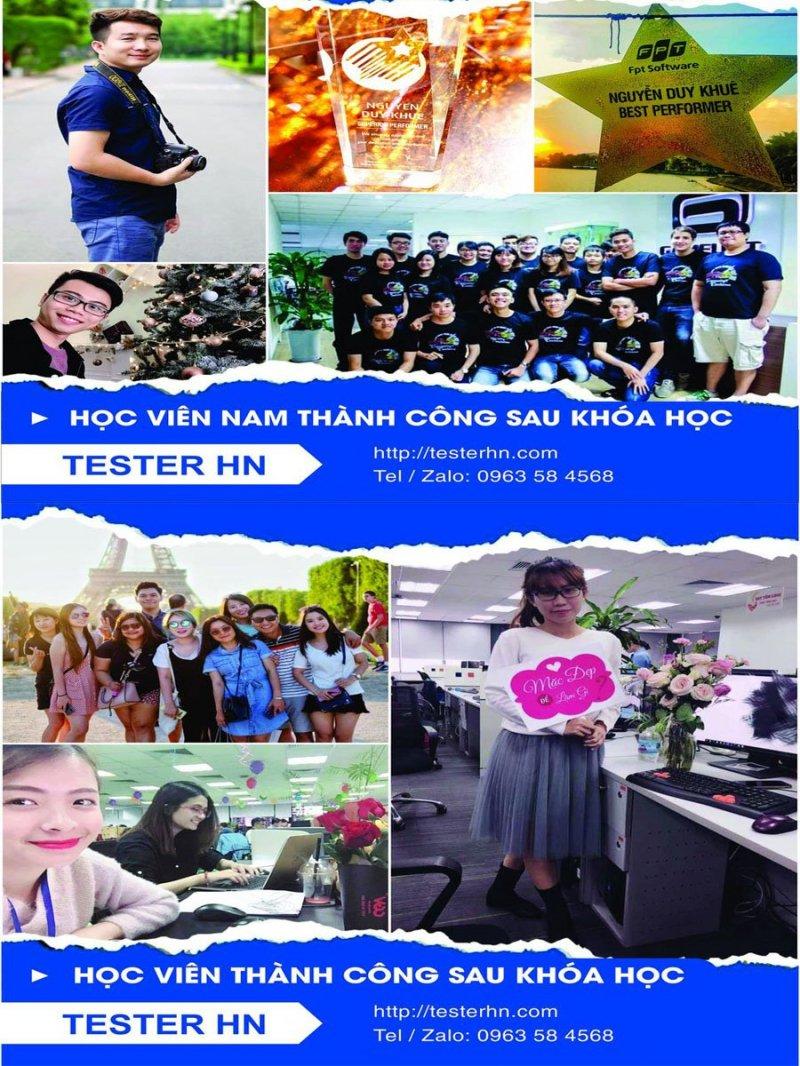 Top 3 Địa chỉ đào tạo Tester uy tín tại Việt Nam