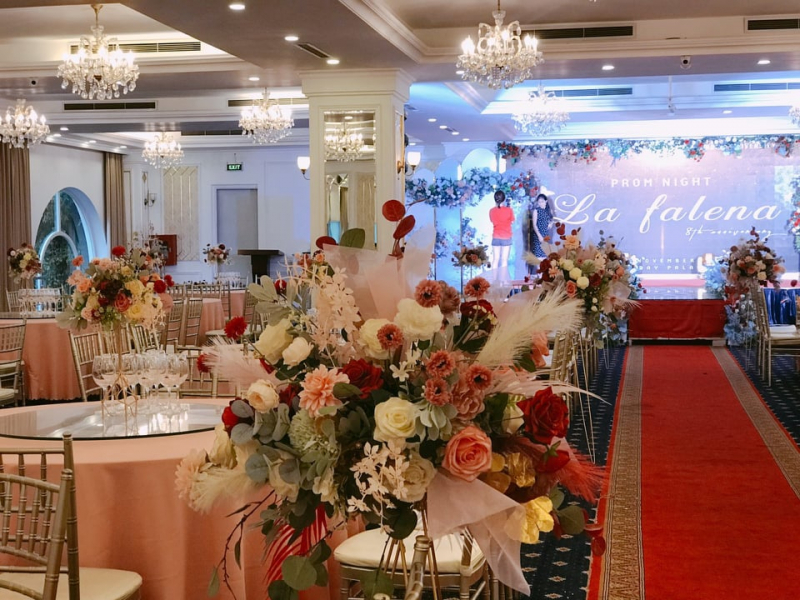 Top 9 Nhà hàng tổ chức tiệc cưới nổi tiếng tại quận Đống Đa, Hà Nội