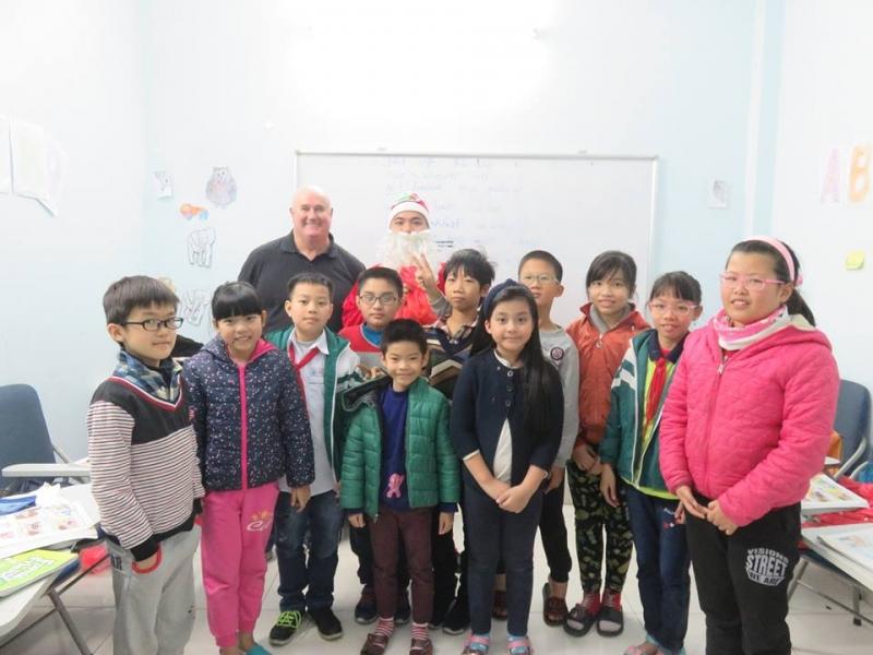 Top 8 Trung tâm tiếng Anh trẻ em tốt nhất Vũng Tàu