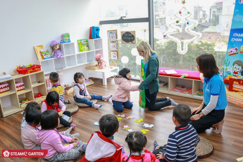 Top 8 Trường mầm non song ngữ tốt nhất tại Hà Đông, Hà Nội
