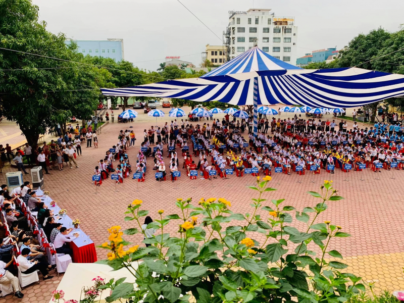 Top 5 Trường THCS tốt nhất tỉnh Nghệ An