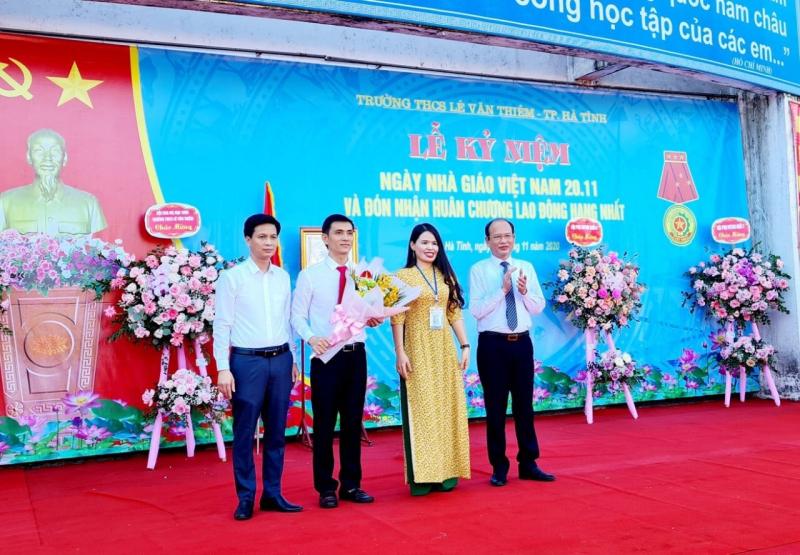 Top 5 Trường THCS tốt nhất tỉnh Hà Tĩnh