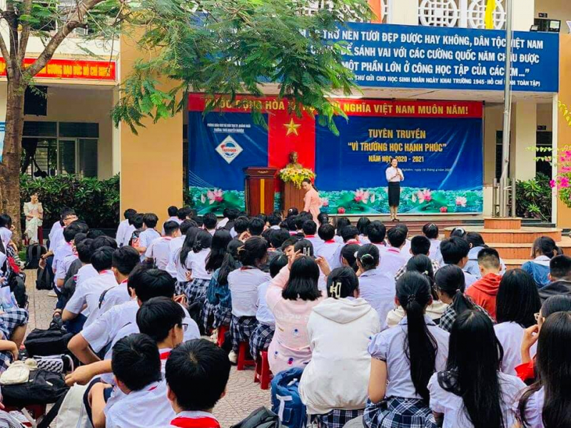 Top 5 Trường THCS tốt nhất tỉnh Quảng Ngãi
