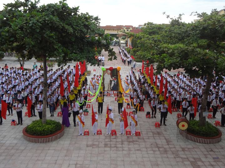 Top 5 Trường THCS tốt nhất tỉnh Quảng Bình