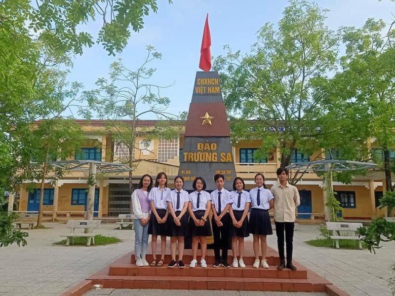 Top 5 Trường THCS tốt nhất tỉnh Quảng Trị