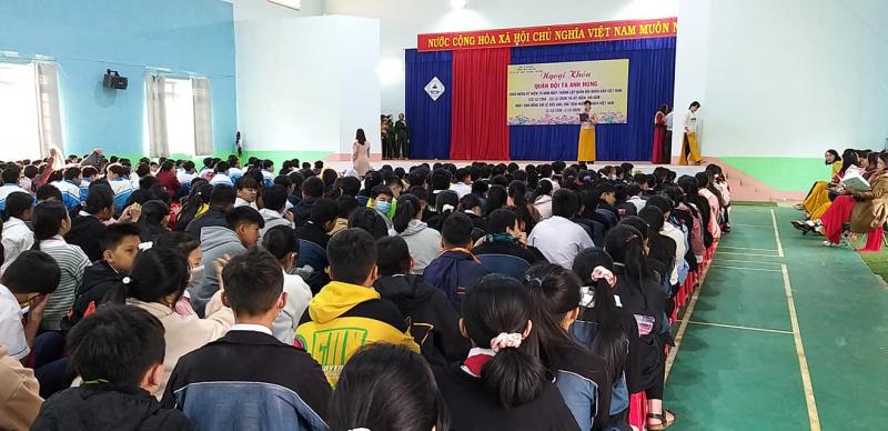 Top 5 Trường THCS tốt nhất tỉnh Đắk Nông