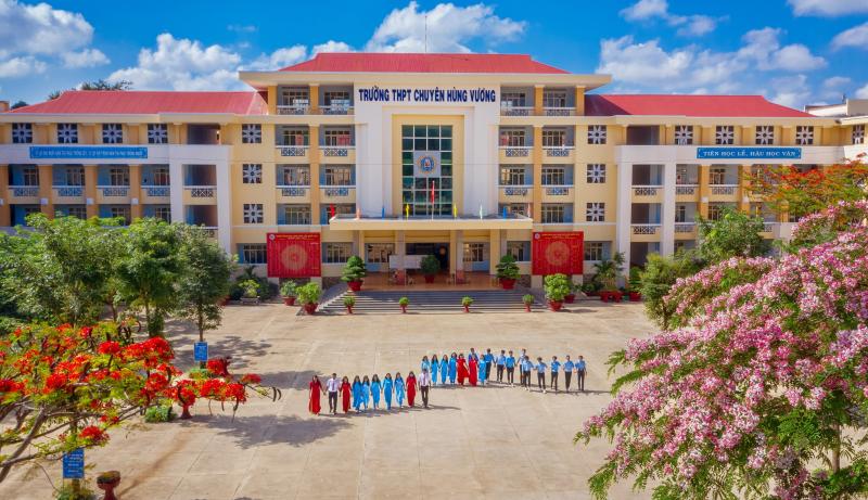 Top 10 Trường THPT tốt nhất tỉnh Gia Lai
