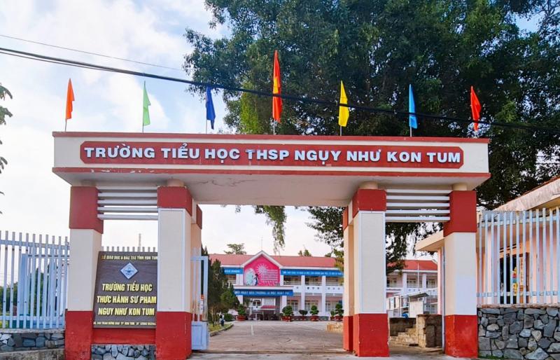 Top 7 Trường tiểu học tốt nhất tỉnh Kon Tum