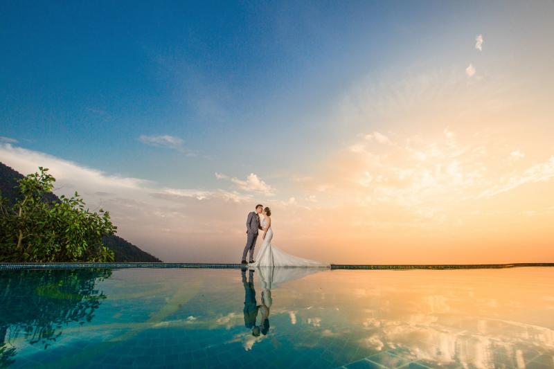 Top 6 Studio chụp ảnh cưới ngoại cảnh đẹp nhất tại Hà Nội