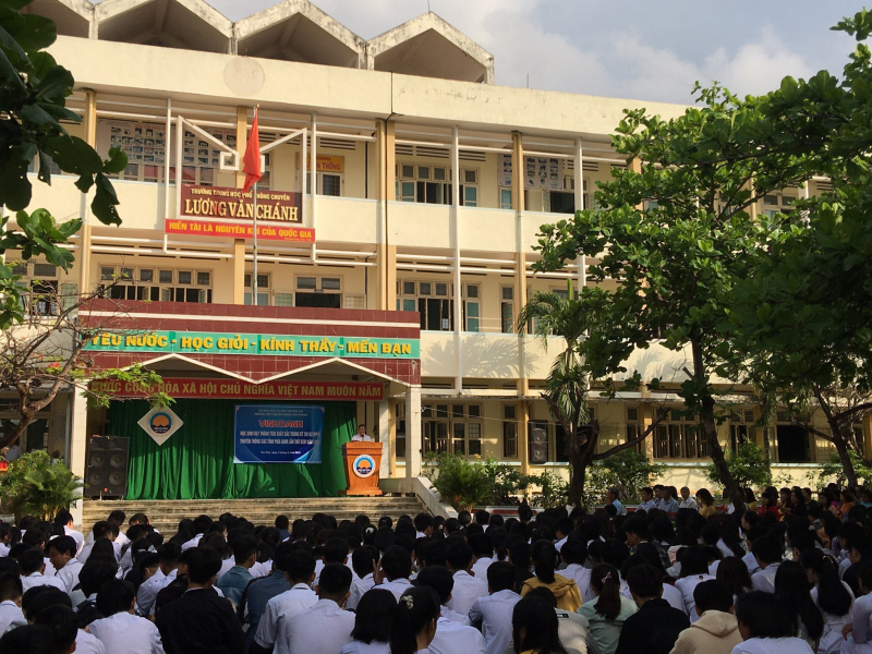 Top 10 Trường THPT tốt nhất tỉnh Phú Yên