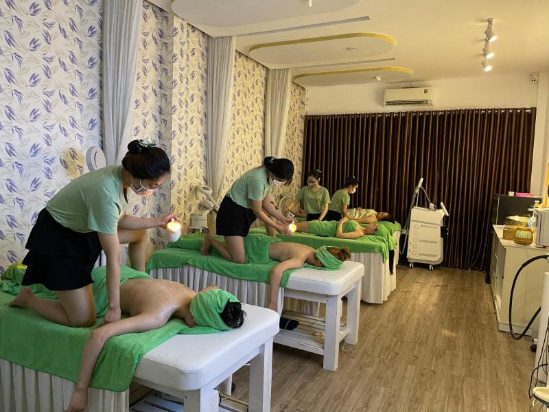 Top 4 Địa chỉ massage thư giãn tốt nhất TP. Biên Hòa, Đồng Nai
