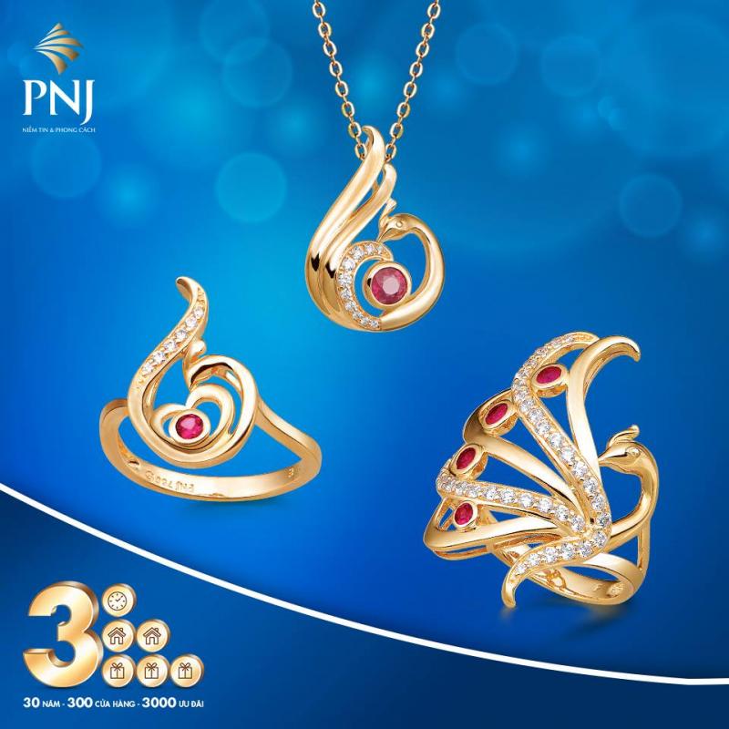 Top 7 Cửa hàng vàng bạc đá quý uy tín nhất tỉnh Hà Tĩnh
