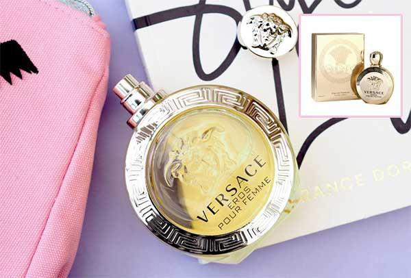Top 8 Sản phẩm nước hoa nam và nữ nhà Versace được yêu thích nhất hiện nay