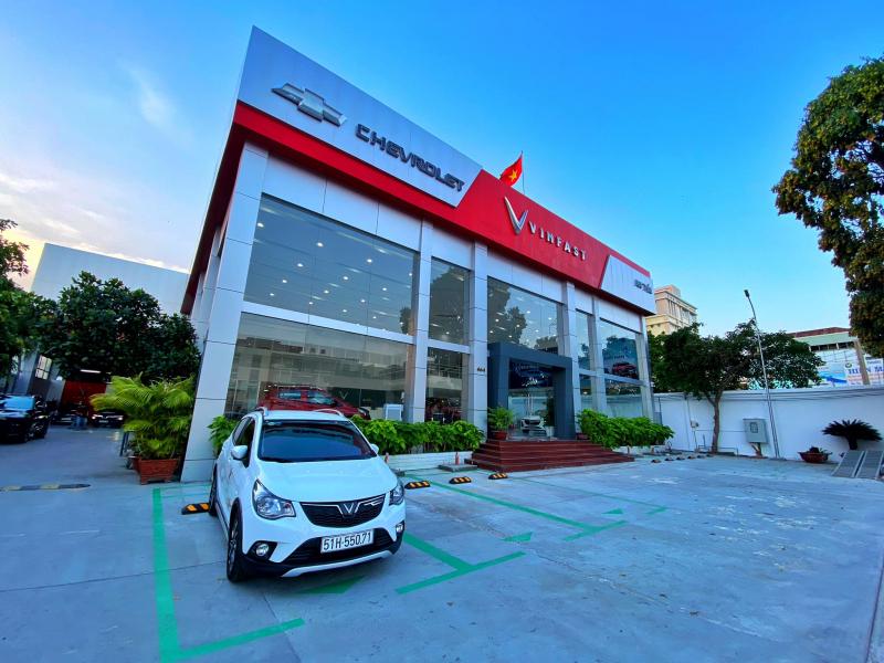 Top 9 Showroom ô tô chính hãng uy tín nhất quận Bình Tân, TP. HCM