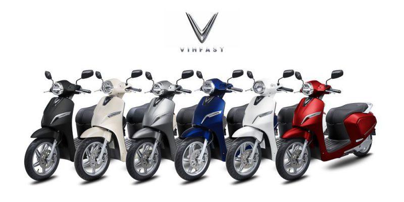 Top 7 Thương hiệu xe máy điện tốt nhất trên thị trường hiện nay