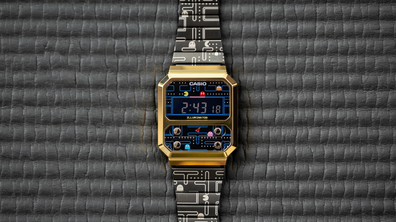 Đồng hồ Casio lấy cảm hứng từ tựa game tuổi thơ
