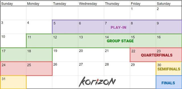 CKTG 2021 dự kiến khởi tranh vào ngày 5/10, áp dụng lịch thi đấu 22 đội như mùa trước?