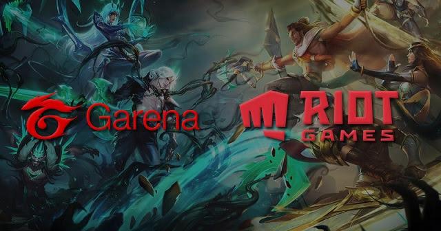 Game thủ LMHT ở máy chủ Garena phải dùng tới VPN mới xem được thông tin phiên bản update mới nhất của Riot?