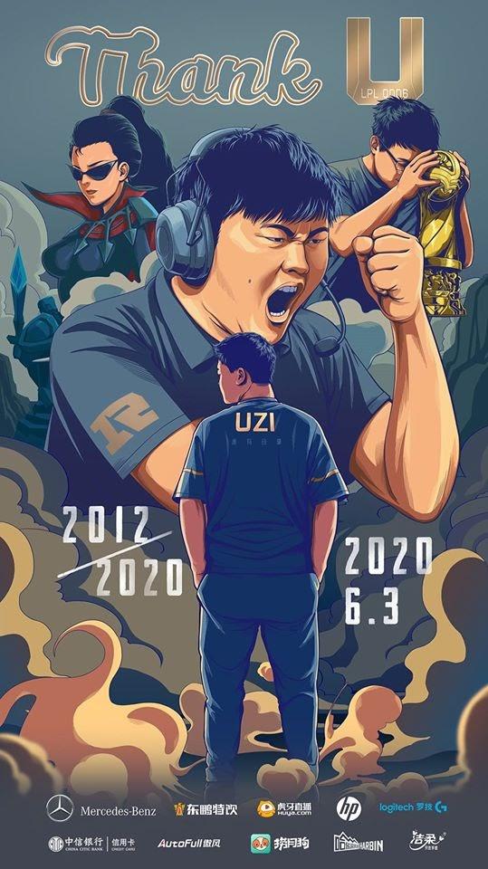 Uzi – Xạ thủ huyền thoại và nỗi ám ảnh mang tên vô địch CKTG