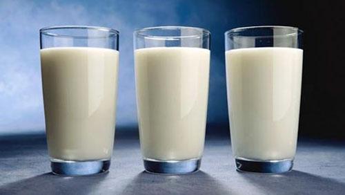 Sữa không béo