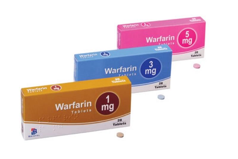 Thuốc warfarin